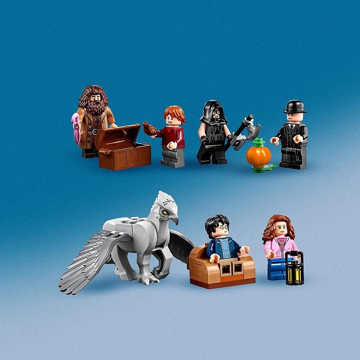 LEGO Harry Potter – Cabaña de Hagrid Rescate de Buckbeak
