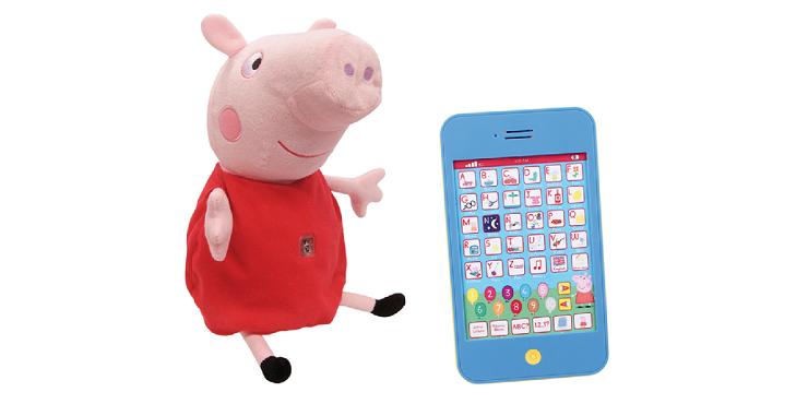 peluche-interactivo-con-tablet-peppa-pig