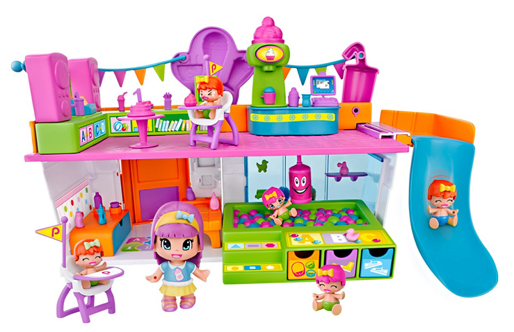 pinypon-baby-party
