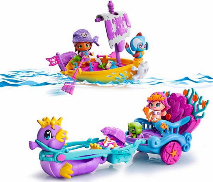 pinypon-carruaje-de-sirena-y-barco-famosa