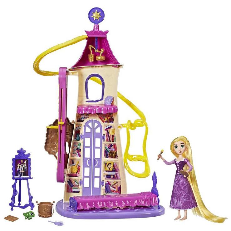 set-rapunzel-torre-de-aventuras-hasbro