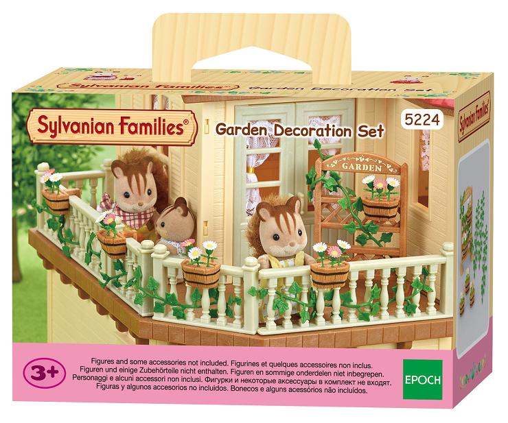 sylvanian-families-decoracion-jardin